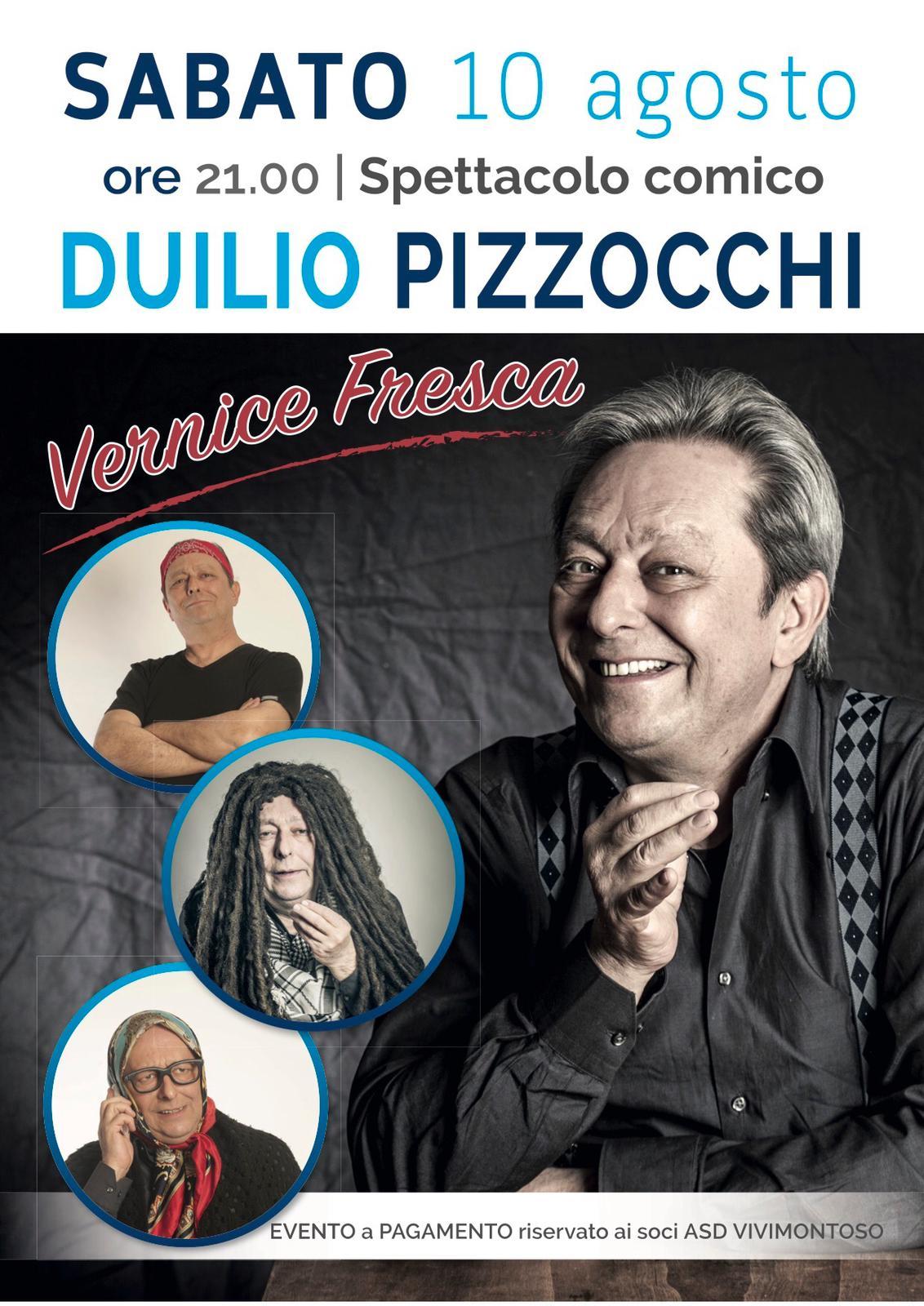 Vernice fresca – Duilio Pizzocchi